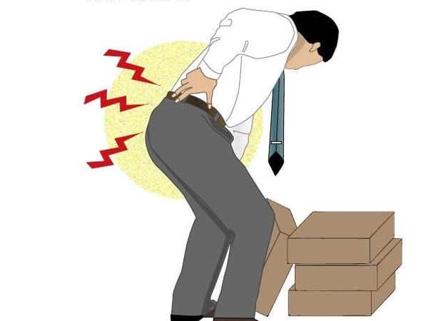 早期腰椎间盘突出的具体症状表现
