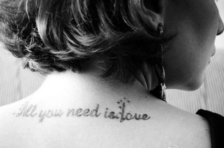 纹身是什么原理_段宏楠纹的是什么纹身